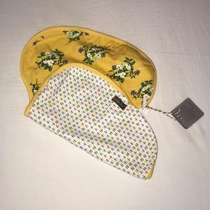 Matilda Jane Baby Burb Cloth, Reversible, OS, NWT